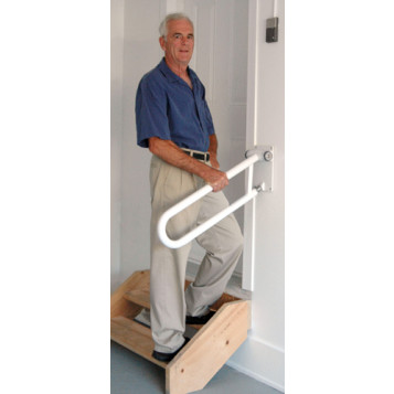 HealthCraft Products Inc. P.T. Rail Angled