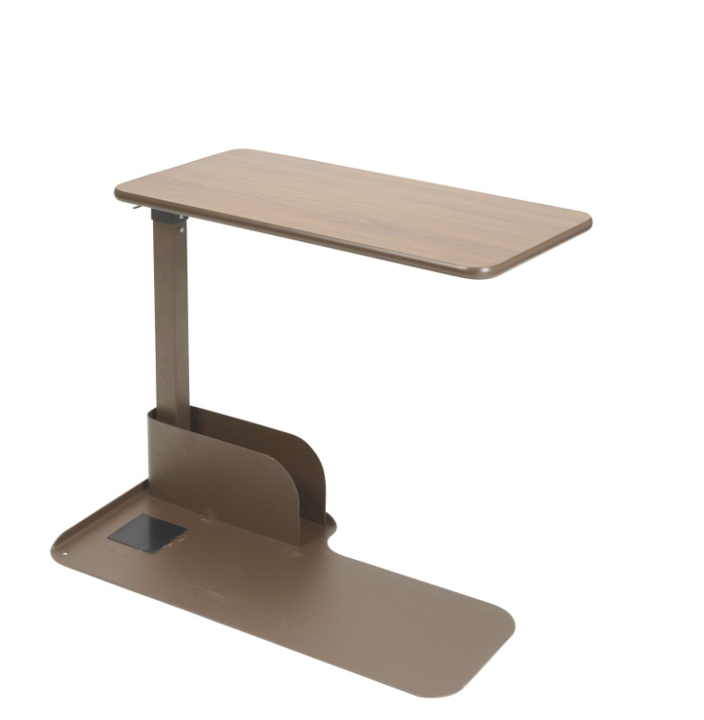 Drive Medical Seat Lift Chair Overbed Table Right Side Table