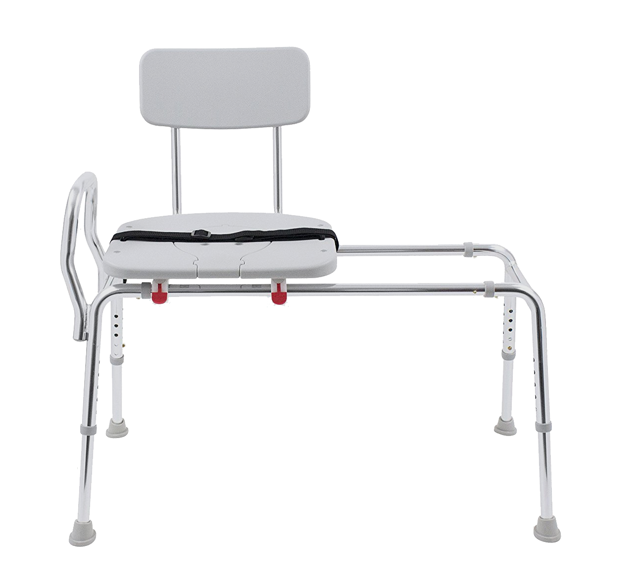 Snap n save classic sliding transfer bench with Sliding transfer bench