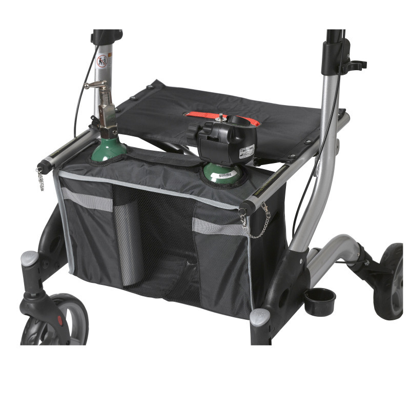 Respiratory Accessory Pack For Drive Iwalker Rollator