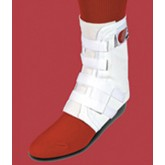 Core Products Int'l Inc. Easy Lok Ankle Brace Lg White Woven Tongue w/ Stabilizers