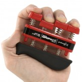 Prohands Medical Gripmaster Digit/Hand Red Exerciser Light 3.0 lb/10 lbs