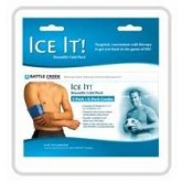 Battlecreek Equipment Ice It! F-Pack 4.5 x7  Refill for 10078A/G  Wrist/Ankle/Foot
