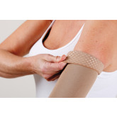 BSN Med/-Beiersdorf /Jobst Jobst Armsleeve w/Silicone Band 20-30 Large Beige