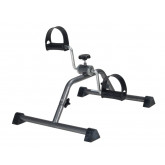 Drive Medical Exercise Peddler with Attractive Silver Vein Finish