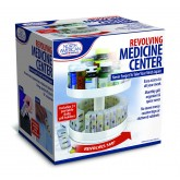 North American Revolving Medicine Center w/31Daily Pill Compartments
