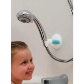 Rose Health Care, L.L.C. Hand-Held Suction Shower Arm Holder-Safe-er-Grip