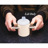 Maddak Inc. Lid only for Hand-To-Hand Mug