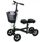Compass Health Knee Scooter Deluxe Weight Capacity 350#