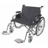 Drive Medical Wheelchair  Sentra Heavy Duty Extra Wide  28  w/DDA