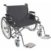 Drive Medical Wheelchair  Sentra Heavy Duty Extra Wide  30