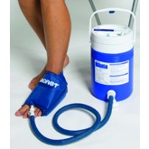 DJO / Aircast Aircast Cryo/Cuff System-Ankle & Cooler
