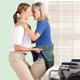 Mobility Transfer System SafetySure Mary's Aide Transfer Sling