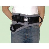 Mobility Transfer System SafetySure Transfer Belt Sheepskin Lined Small 23 -36