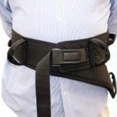 Mobility Transfer System Safety Sure Bariatric Transfer Belt  Extra Large  50  - 75