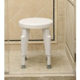 Maddak Inc. Shower Stool  Non-Rotating