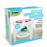 North American Shower Stool  Rotating