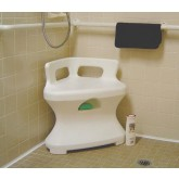 Maddak Inc. Corner Shower Seat
