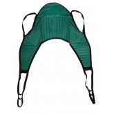 Drive Medical Padded U Sling, with Head Support, Large