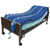Drive Medical Med Aire Low Air Loss Mattress Overlay System, with APP, 5""