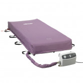 Drive Medical Med Aire Low Air Loss Mattress Replacement System with Alternating Pressure
