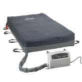 "Drive Medical Med Aire Plus Bariatric Low Air Loss Mattress Replacement System, 80"" x 54"""
