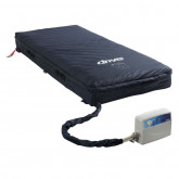 """Drive Medical Med-Aire Assure 5"""" Air with 3"""" Foam Base Alternating Pressure and Low Air Loss Mattress System"""