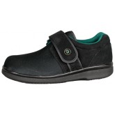 Darco International Gentle Step Diabetic Shoe W14.5 M13  Extra Wide Black pr