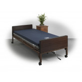 "Drive Medical ShearCare 1500 Foam Bariatric Dual Layer Pressure Redistribution Mattress, 80"" x 48"""