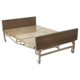 Drive Medical Full Electric Super Heavy Duty Bariatric Hospital Bed, Frame Only