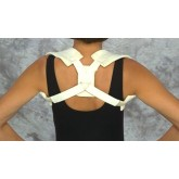 Scott Specialties Clavicle Strap 4-Way Small 15  - 20