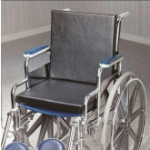 Crown Medical Solid Seat  Wheelchair Cushion 18  x 16  x 1.5
