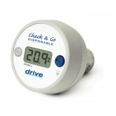 Drive Medical O2 Analyzer with 3 Digit LCD Display