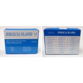 Complete Medical Scalpel Blades- # 15  Bx/100