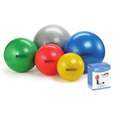 Hygenic Corporation Pro-Series Exercise Ball Slow-Deflate Red  55 cm