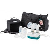 Evenflo Feeding Inc. Evenflo Deluxe Advanced Breast Pump Double Electric