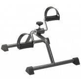 Drive Medical Resistive Pedal Exerciser Silver Vein  Knocked-Down