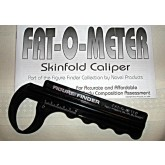 Fabrication Ent, Inc. Figure Finder Fat-O-Meter Plastic Skinfold Caliper