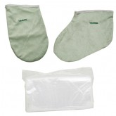 Fabrication Ent, Inc. Paraffin Wax Bath Kit With Mitt  Boot &  Liners