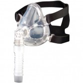Drive Medical Deluxe Full Face CPAP Mask and Headgear - Medium Mask