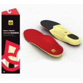 Implus Footcare LLC Polysorb Insole Walker Runner Size 1  Wom 5/6