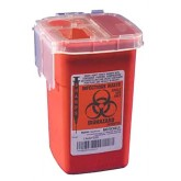 Covidien Sharps 1Qt (Phlebotomy Cont)