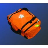 Ever Ready First Aid & Med First Responder Bag Orange