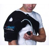 PolyGel, Inc. ThermoActive Shoulder Support Left Arm