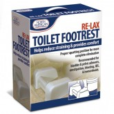 North American Re-Lax Toilet Foot Rest