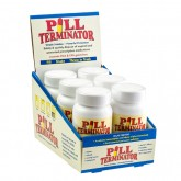 Combined Distributors,Inc. Pill Terminator Countertop Display Contains 6 Bottles