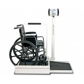 Cardinal / Detecto Scale Digital Wheelchair Scale Detecto