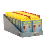 Mobility Transfer System Pee-Wee Disposable Urinal Display (24 Boxes of 3)