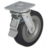 Ideal Medical Products Inc Locking Caster for Cart (Each)