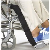 Skil-Care Corp. Leg Protector  Pair for Wheelchair Legrests